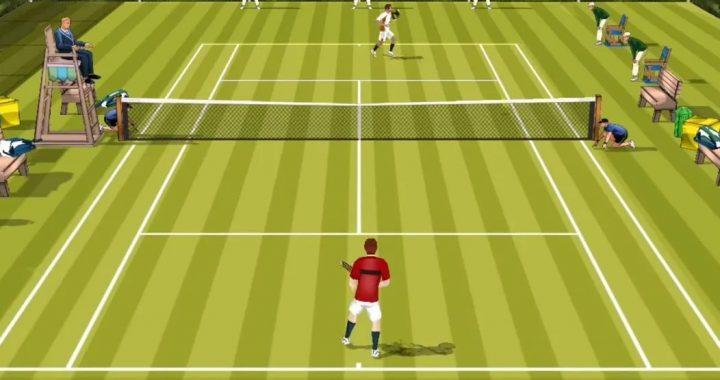 Motion Tennis Cast o Juega al tenis como en la Wii