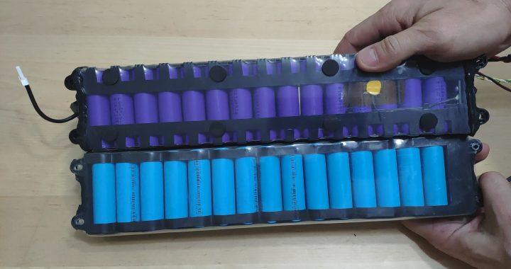 Que batería es la apropiada para mi Ebike o Patín eléctrico