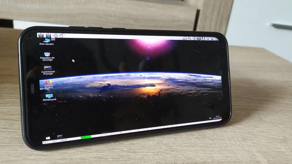 windows 10 en android