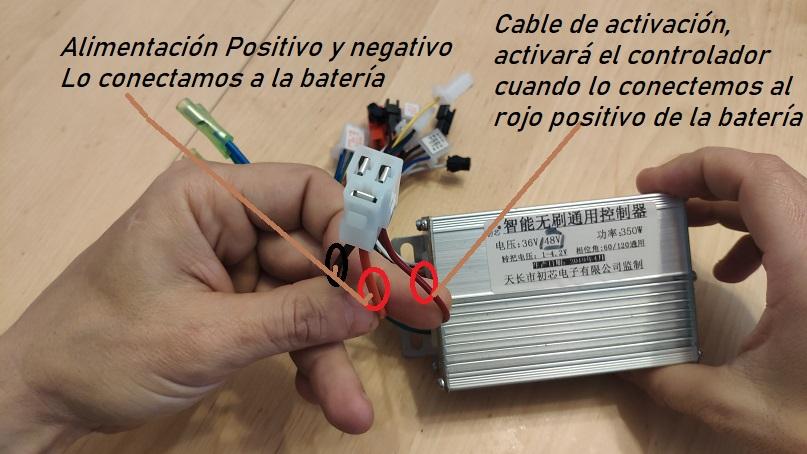 conector controlador