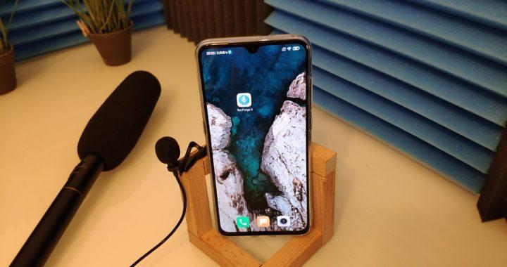Como conectar un micrófono externo a un teléfono Android