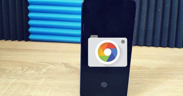 Instala la Google Cam, mira si tu teléfono es Compatible