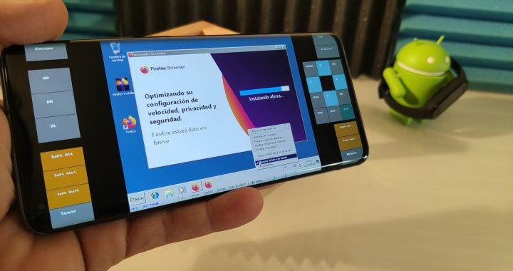 Instalar Windows en un teléfono Android