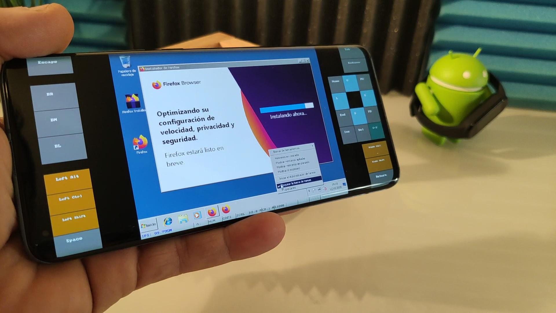 instalar windows en android