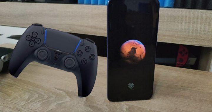 Conecta el Mando DualSense de la PS5 a tu teléfono Android