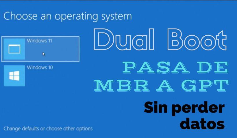 Dual boot Windows 11 Windows 10