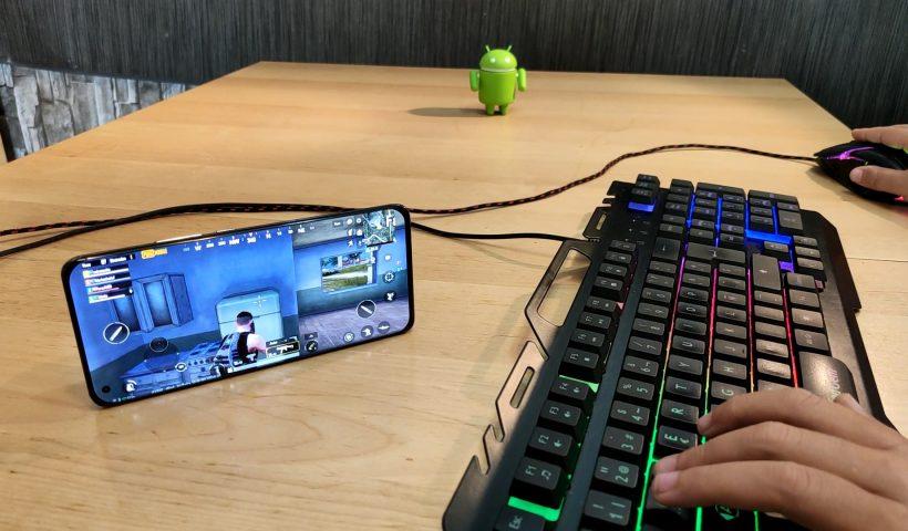 jugar con raton y teclado android
